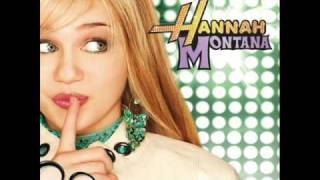 Miley Cyrus (as Hannah Montana) - If We Were A Movie