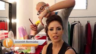 Backstage sesión de fotos Exclusiva con Josemith Bermúdez