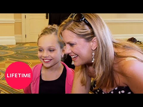 Dance Moms: Maddie Meets Her Real Competition (Season 1 Flashback) | Lifetime
