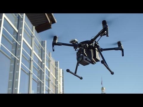 Drones a serviço da Sociedade