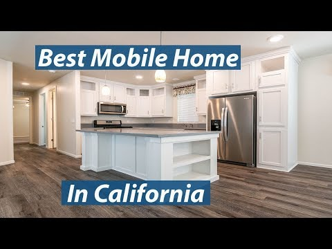Open House Thursday. The Best Mobile Home in California Mobile Home Park. Champion Homes AF2452D