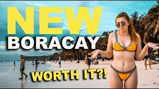 Is NEW Boracay Filipino Paradise? British Couples First Reaction!