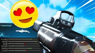 Using the 725 HAMMER BLUEPRINT in Modern Warfare! HOW do you USE this thing?