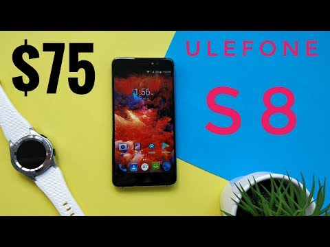 Ulefone S8 Smartphone REVIEW – Great $70 Phone!