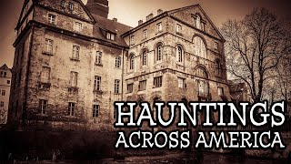 Full Movie: Hauntings Across America (Narrated by Michael Dorn)