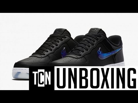 Nike Air Force 1 Playstation '18 QS Unboxing. T-Shirt Giveaway!