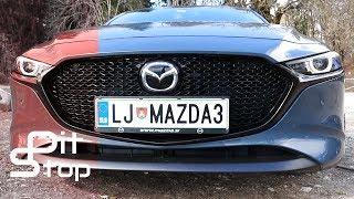 Mazda 3 (BP) 2019 - dabar