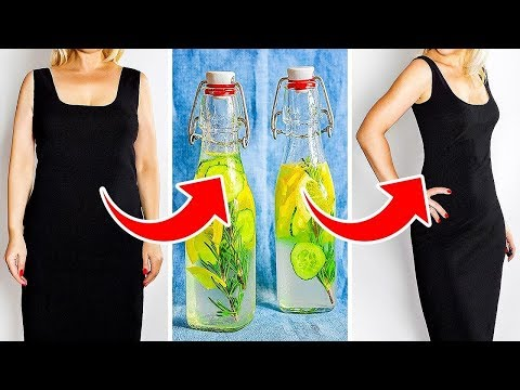 Как похудеть в животе на имбире