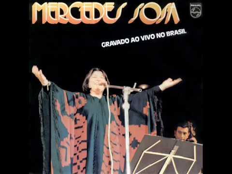 Mercedes Sosa - Canción con todos.