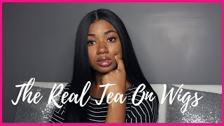 THE TRUTH ABOUT WIGS!! | PROS AND CONS OF WIG LIFE