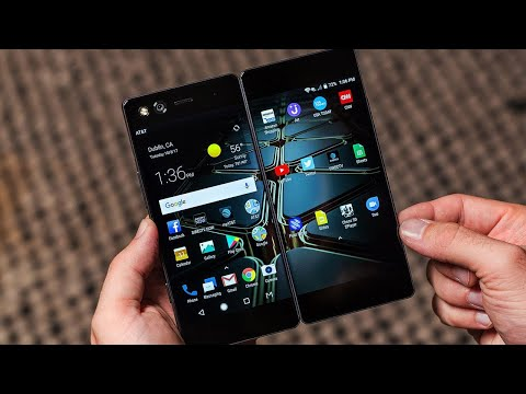 ZTE Axon M dual-screen phone first look