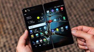 ZTE Axon M dual-screen phone first look