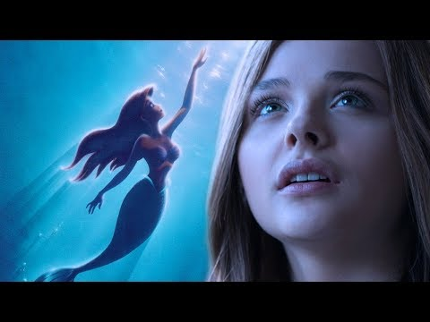 The Little Mermaid - Drama, Fantasy, Romance, Movies -  Rosie Mac, Matt Martin, Amber Borzotra