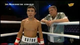 Бокс Astana Arlans - Patriot boxing team Всемирная серия бокса / Boxing WSB 2017 Kaz vs Russia