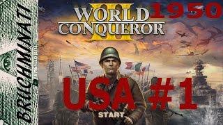 USA 1950 Conquest #1 World Conqueror 3
