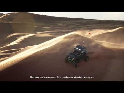 2016 Arctic Cat Wildcat Trail Special Edition in Roscoe, Illinois - Video 3