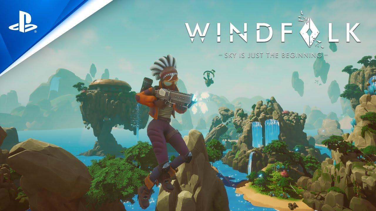 Windfolk | Conoce más sobre este shooter español para PS4