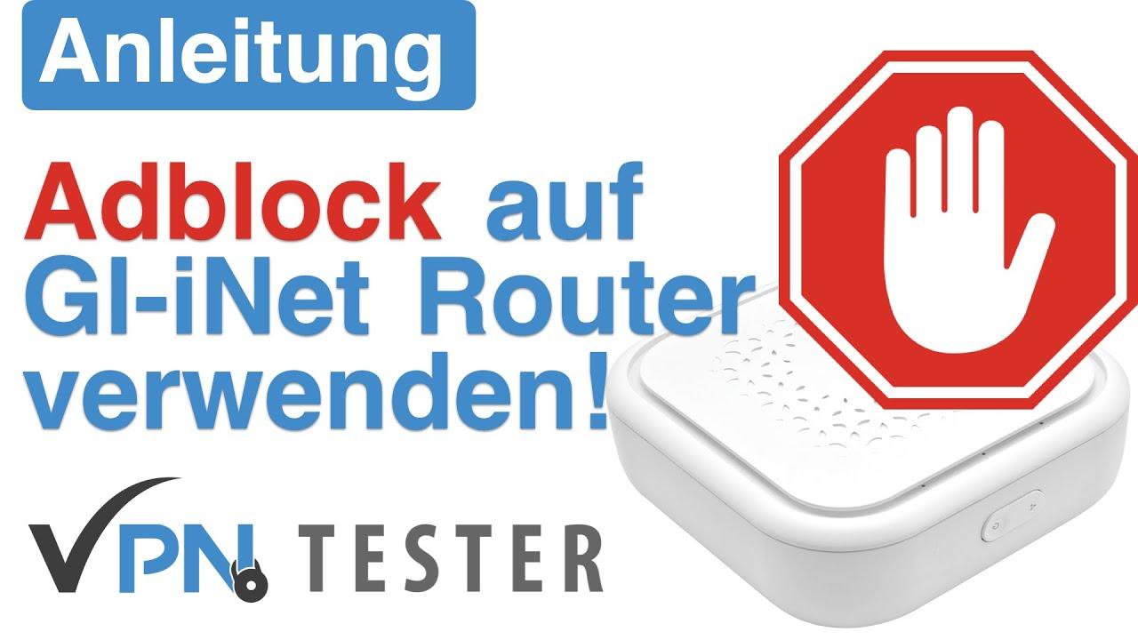 Anleitung: Adblocker auf VPN Routern installieren (OpenWRT) 1
