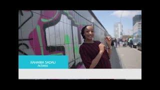 Download Video RAHAMA SADAU VISIT GERMANY (Hausa Songs / Hausa Films) MP3 3GP MP4