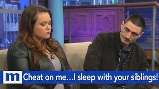 You Cheat On Me…I Sleep With Your Sibling! | The Maury Show