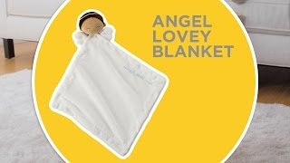 Baby Product Review: Angel Lovey Blanket
