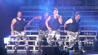 The way you want me to - 98 degrees live Greenville SC