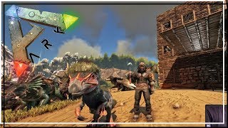 ★ ARK Survival Evolved retail single player gameplay -- A face only a mother could love.