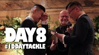 #10DAYTACKLE  - MY WEDDING VOWS (Day 8)