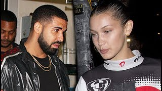 Bella Hadid Jealous Of Selena Gomez After Drake Romance Fail