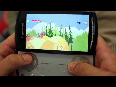 Lame Castle from Be-Rad Entertainment – a fortress of fun on the Xperia™ PLAY