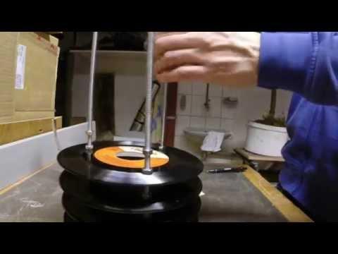 Schallplattenlampe - Einfache Inspirationsquelle für die nächste Lampe