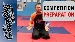 The Best Way For Competition Preparation!