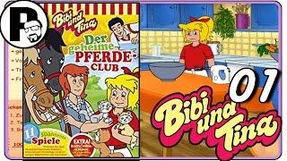 Bibi und Tina, der geheime Pferdeclub #01 - Lets Play #BibiundTina