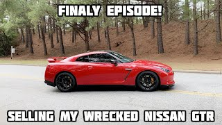 Rebuilding a Wrecked 2010 Nissan GTR Part 10