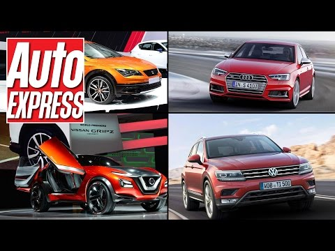 Audi S4 and Volkswagen Tiguan unveiled - Car news in 90 seconds