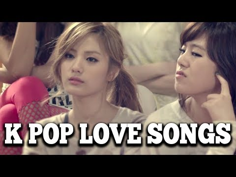K Pop Love Songs For Valentines Day