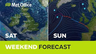 Weekend weather – Will it be a bit calmer this weekend?