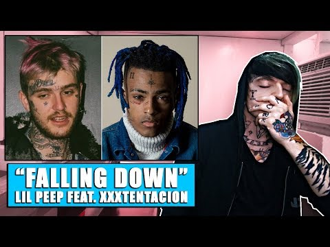 "Emo Reacts to Lil Peep ""Falling Down"" feat  XXXTentacion"