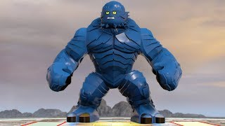 LEGO Marvel Super Heroes 2 - A-Bomb - Open World Free Roam Gameplay (PC HD) [1080p60FPS]