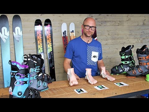 The Ski Boot School Episode 1 - Foot analysis