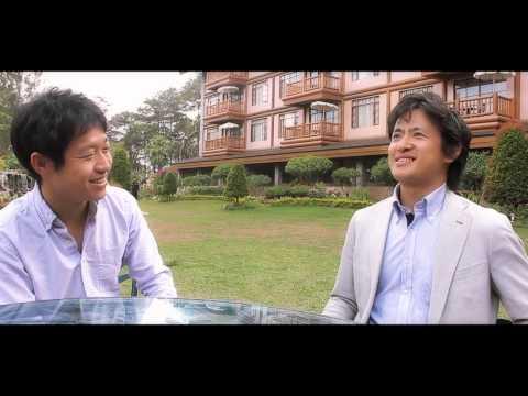 JIC Baguio校 訪問  (フィリピン留学  CEBU21)