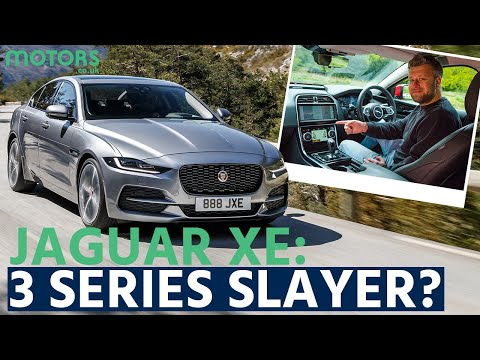 Motors.co.uk - Jaguar XE Review