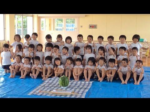 小郡カトリック幼稚園 カレーパーティー