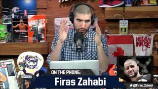 Firas Zahabi Wants GSP to Return Against Conor McGregor or Michael Bisping