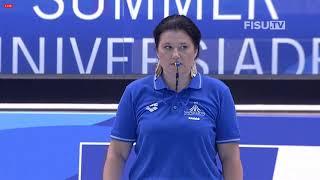 Universiade 2019 Italy - Hungary (W) Final (Gold)