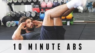 10 Minute Abs Workout | The Body Coach by The Body Coach TV