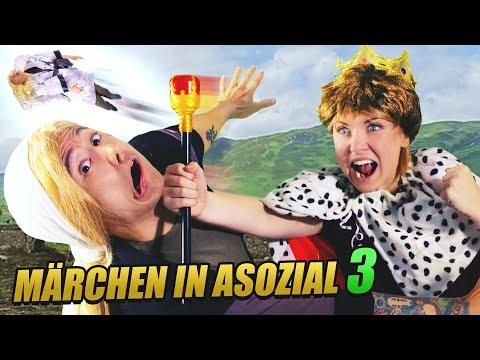 MÄRCHEN in ASOZIAL 3 feat. Kelly | Julien Bam