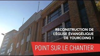 Point sur le chantier de la reconstruction !