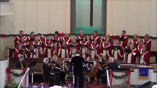 Shepherd's Carol - Chancel Choir (12-10-17)