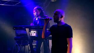 FORCED TO MODE - PIPELINE (Depeche Mode Cover) - Live in Hamburg / Markthalle